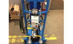 FilterVac - Mobile & Portable Oil Filter Machine