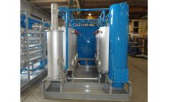 General Kinematics Vibrating Blast Load and Unloading Systems for Foundry Applications - Video