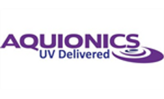 Aquionics Launches 'OpenLine' Open Channel UV Wastewater Disinfection Systems