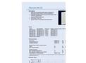 Multifold - Model TC/TCQ 60  - Pocket Filter Brochure