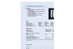 Relim - Blue Line - Model VRK - Compact Filters Brochure