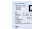 Relim Black Line - Model VRK - Compact Filters Brochure