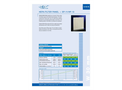 Kalthoff - High-Efficiency Particulate Air Filters Cell Brochure