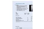Kalthoff - Model AVPC - Activated Carbon Catridge Brochure