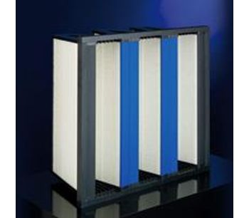 Relim - Blue Line - Model VRK - Compact Filters