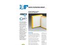 GeoPleat - Model Series 400 - Pleated Filter Brochure