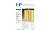 Aerostar - High Temperature Pleat Filter Brochure