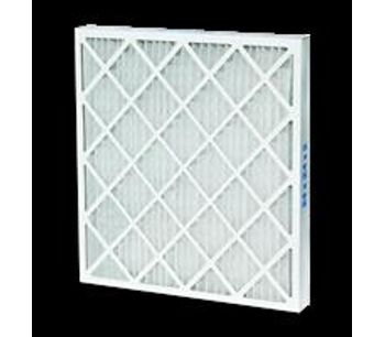 GeoPleat - Model Series 400 - Pleated Filter
