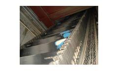 CSC - Flexible Sidewall Pocket Belt Conveyors