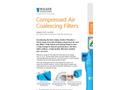 Alpha - Coalescing Compressed Air Filters Brochure