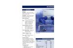 Scavenger Series - Portable Fume/Particle Extractors Datasheet