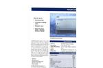 Airfiltronix - Heavy Duty Room Air Purifier Datasheet
