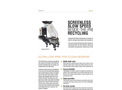 Model NCM - Granulators Brochure