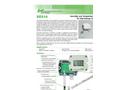 Model EE210 - Humidity & Temperatur Transmitter Brochure