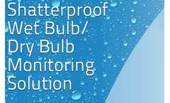 MadgeTech Simplifies Wet-Bulb, Dry-Bulb Measurements and Calculations with the LCS140