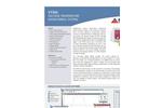 Vaccine Temperature Monitoring System Data Logger (VTMS) Brochure
