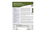 Model RFPRH- 2000A - Wireless Pressure Humidity and Temperature Data Logger Brochure