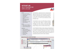 Model AVS140-6 - Autoclave Validation Data Logging System Brochure