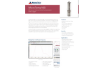 MicroTemp100 - Miniature Submersible Temperature Data Logger - Brochure