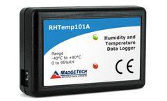MadgeTech - Model RHTemp101A - Data Logger