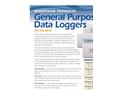 2c\temp FDA Compliant Temperature Data Logger Data Sheet
