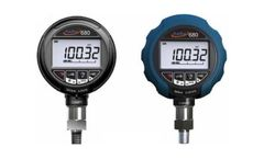 Model ADT 680 series - Wireless Digital Pressure Gauges