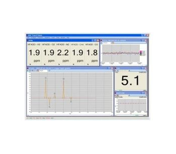 AGC - Version TrendVision - Gas Chromatography Software