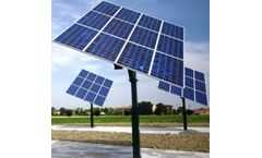 Soil moisture monitoring solution for solar power industry