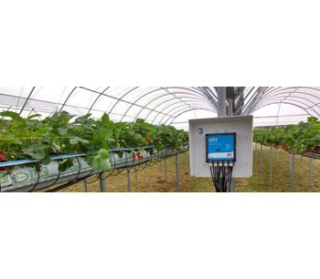 Delta-T Devices sensors at the NIAB EMR WET Centre - 2020 data shows record crop yields