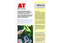 Delta-T - Model AP4 - Leaf Porometer - Datasheet