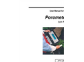 Delta-T - Model AP4 - Leaf Porometer - Manual