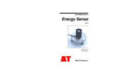 Type ES2 - Energy Sensor - User Manual