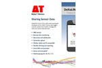 DeltaLINK‐Cloud - SharingSensorData Software - Brochure