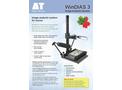 WinDIAS - Model WD3 - Leaf Image Analysis System - Datasheet