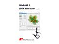 WinDIAS Leaf Image Analysis Quick Start Guide