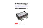 Delta-T - Model GP1 - Data Logger Quick Start Guide v4.0