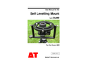 Type SLM9 - Self Levelling Mount - User Manual