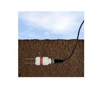 Soil Moisture and Temperature Sensor-1