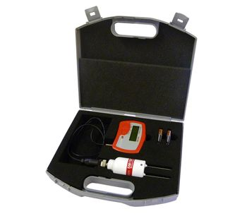 Soil Moisture and Temperature Sensor-3