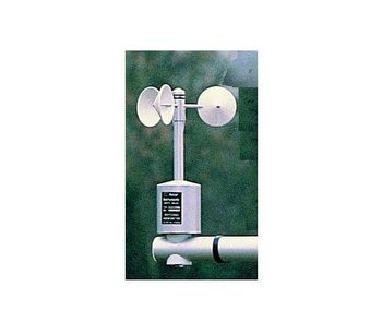 Delta-T Devices - Model AN3 - Hi-Res Anemometer (3m Cable)