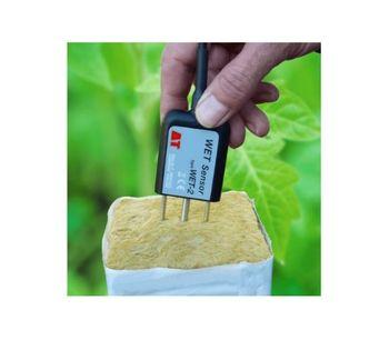 Irrigation Research WET Sensor-4