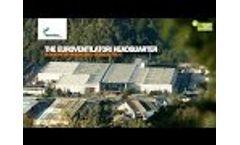Introduction Euroventilatori Video