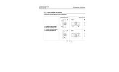 Motor Position on Axial Fan Brochure