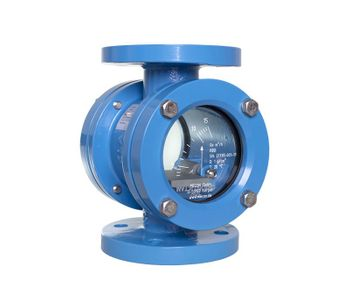 Mecon FI - Model INTRA / PRIMA - Robust and Reliable Flap-type or Sight Flow Indicator for Clear Liquids