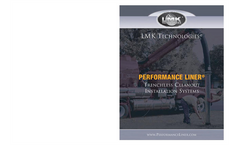 Performance Liner - Trenchless Cleanout Installation Systems Brochure
