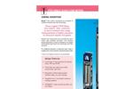 Aalborg - Model O1-P11A0-BA0 - Single Flow Tube Meters - Brochure