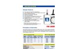 Aalborg - Model DPM04S-V0L6-A4 - Multi-Parameter Mass Flow Controllers - Brochure