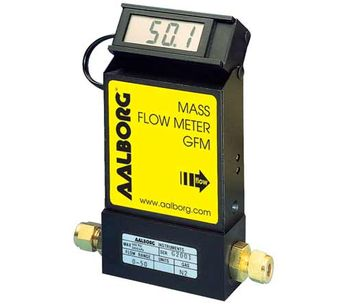 Aalborg - Model GFM17A-BAL6-A0 - Thermal Mass Flow Meters