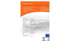 TRICOR - Model TCM 0325 - Coriolis Mass Flow Meter - Datasheet