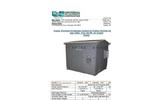 Model 10 to 100 HP Duplex Enclosed Compressor System, Air Cooled - Brochure